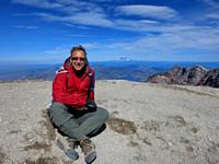 Mount St. Helens Climb
