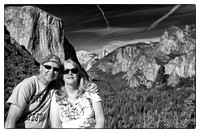 Mike & Edie at Tunnel View